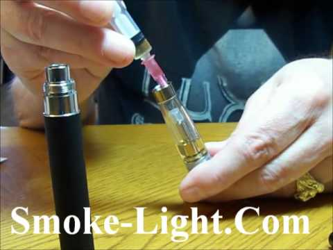 Ce4 Plus Clearomizer Tankomizer By Smoke-Light.Com