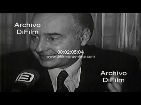 DiFilm - Juan Alemann implementacion de impuesto a los sueldos 1976