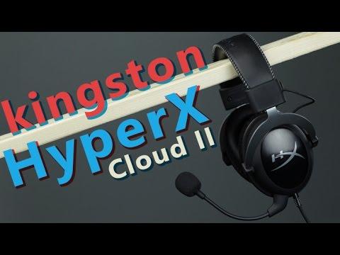 Kingston HyperX Cloud 2 - обзор от keddr.com
