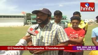 Anantapur Coach Face to Face over India Vs Pakistan World Cup 2019 | World Cup 2019 | hmtv
