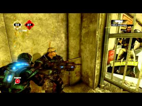 Gears of War 3 | Huevo de Pascua Thrashball, Rap Cole