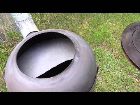 Gas Bottle Wood Burner How To Save Money And Do It Yourself