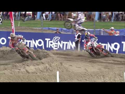 Jeffrey Herlings & Jorge Prado epic battle MXGP of The Netherlands 2016 - motocross