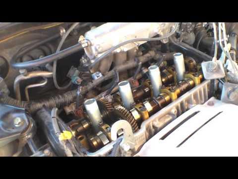 Repair P0301 Misfire P0171 Lean 2000 Toyota Camry