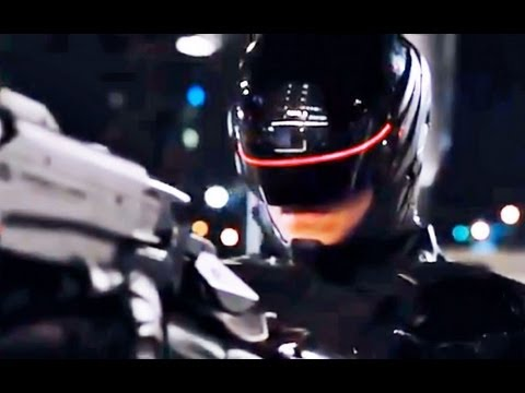 AMC Movie Talk - First ROBOCOP Trailer Review. New TERMINATOR Lands GAME OF THRONES Director