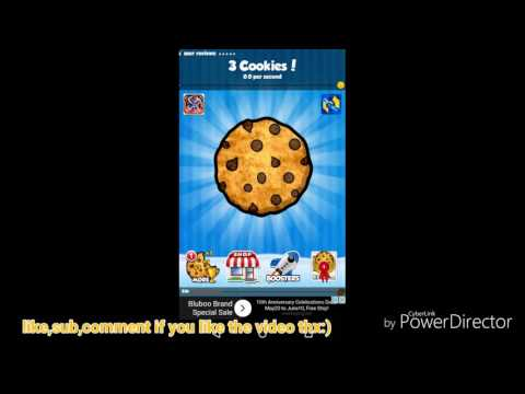 Cookie clicker/glitch review