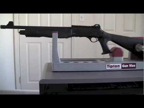Escort Tactical Shotgun - 12G for  Home Defensive - Disassembly / Assembly