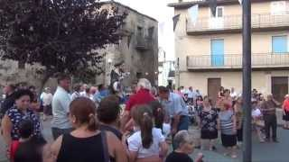 Festa di San Domenico 2014 a Sartano (CS)
