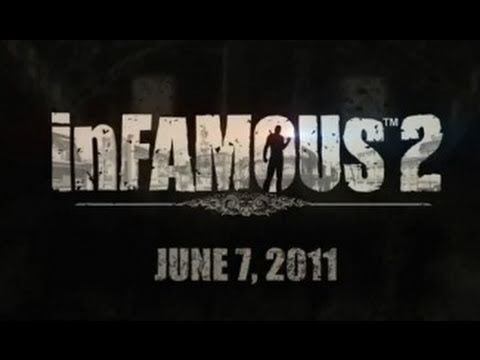Novo video de InFamous 2