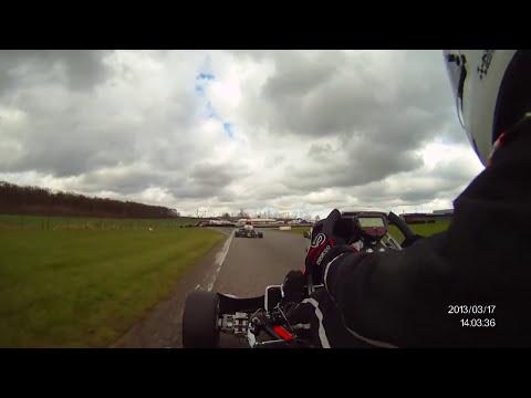 Championnat de Belgique de Kart - Karting des Fagnes - Sam Lay