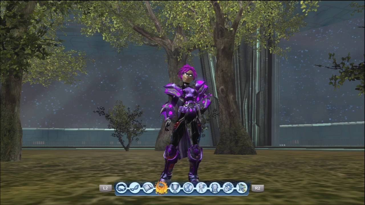 dc universe online lightning electricity loadout youtube