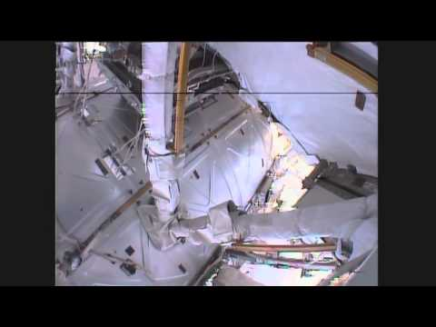 NASA Astronauts Conduct Space Walk To Make Important Repairs On International Space Station