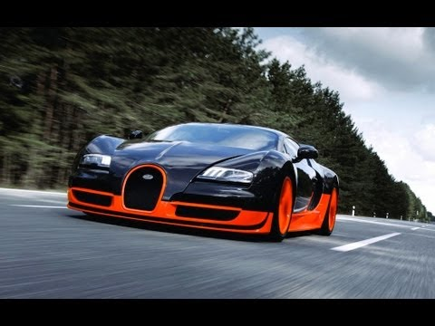 10 Fastest Supercars In The World