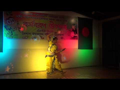monomor meghero shongi - Rabindrasangeet