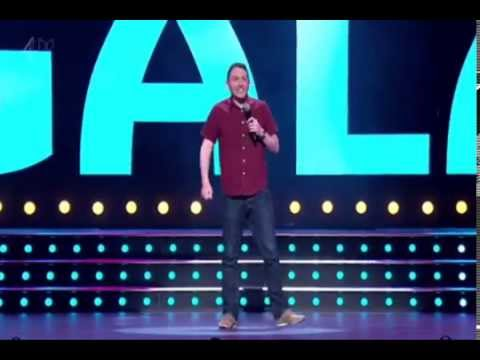 Jon Richardson - Comedy Gala 2014