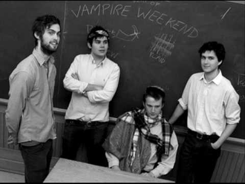 Exit Music (For A Film)-Vampire Weekend