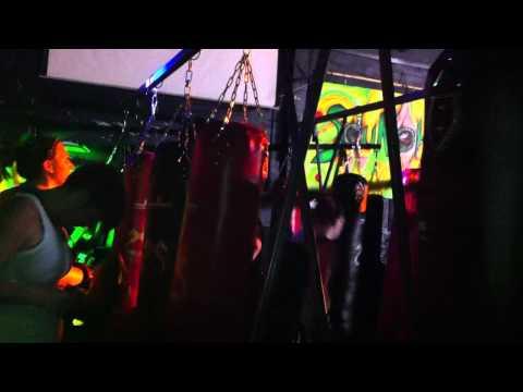 Funky Pump Glasgow 18/04/11