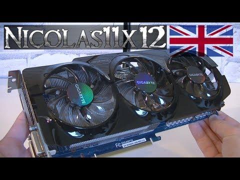 GIGABYTE NVIDIA GeForce GTX 760 2GB GDDR5 Graphics Card Review