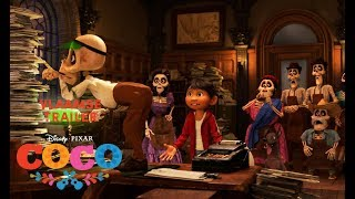 Coco | Vlaamse Trailer #2 | Disney BE
