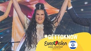 ESC 2018: Get to Know.... NETTA BARZILAI from ISRAEL   Eurovision Song Contest 2018 🇮🇱