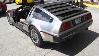 Delorean parade part 2