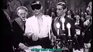Occult Forces 1943 National Socialist Anti freemasonry Film