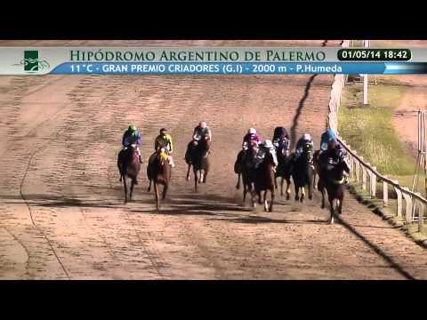 GP Criadores (G1) - Hipódromo de Palermo - 01/05/2014