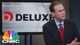 Deluxe Corporation CEO: Conquering The Centennial | Mad Money | CNBC