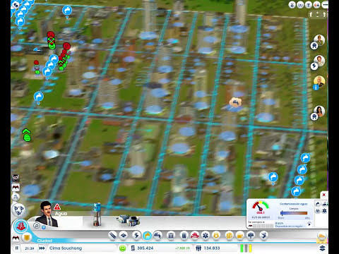 Simcity - Desastres Naturales [ tutorial ]