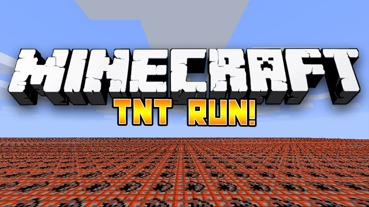 how to make tnt run in minecraft