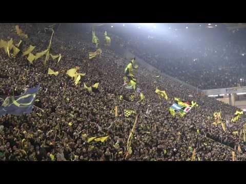BVB - Köln 1-0 Stimmung Part 1 Borussia Dortmund 04.03.2011 ドルトムント