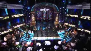 "9th Performance - Dartmouth Aires - ""Ignition (Remix)"" By R Kelly - Sing Off - Series 3"