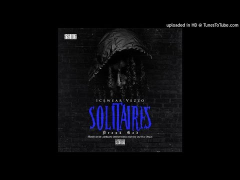 Icewear Vezzo - Ghetto Girl (Feat. Kash Doll) (Solitaires)