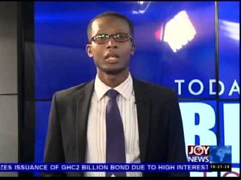 Floods in Accra - Today's Big Story (5-6-14)