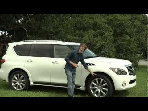 2013 Infinity QX56 Review by Voxel Group - Garage TV - Sebastian Benzoni