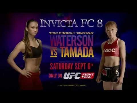 Invicta FC 8 LIVE on UFC FIGHT PASS