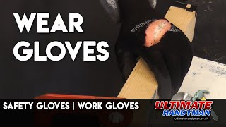 Safety gloves | Work gloves