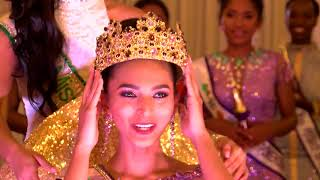 2018 Miss World Guyana Crowning Moment