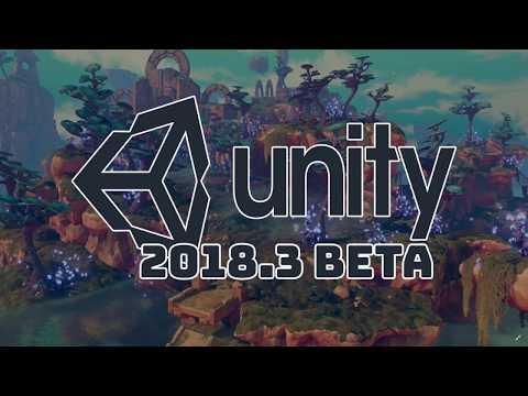 Unity 2018.3 Beta
