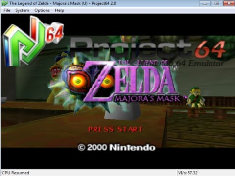 How to get a Nintendo 64 (N64) Emulator on your PC (Voice Tutorial)