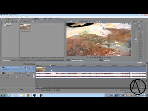 Sony Vegas Pro 12: Slow Fast Motion Tutorial