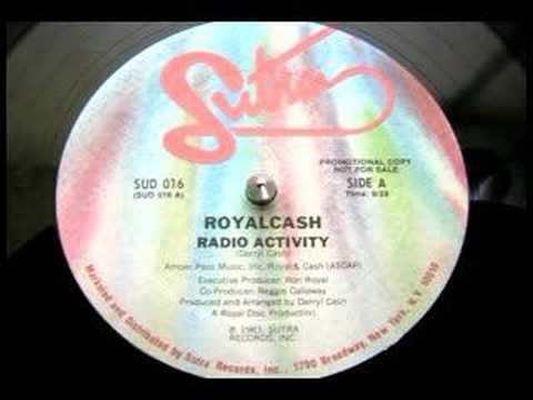RoyalCash - Radio Activity