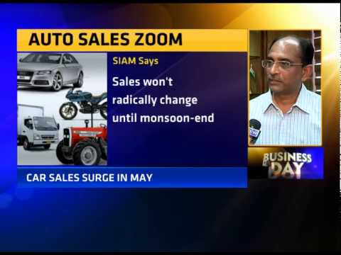 Vishnu Mathur, SIAM: Diesel Car Sales Drop | Two-Wheelers Feel The Heat