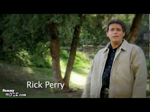 Rick Perry - Weak (Strong Parody)