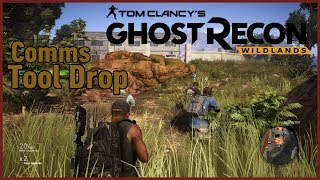 Ghost ReconWildlands/Comms Tool Drop