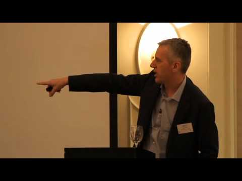 Stan Bolan at the 'Follow the Entrepreneur' Summit 2012