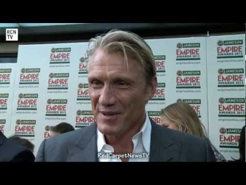 The Expendables 2 Dolph Lundgren Interview