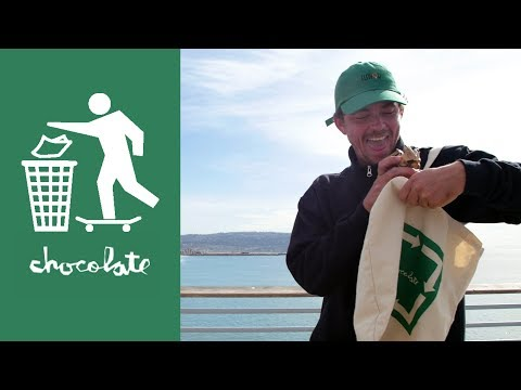 "Justin Eldridge's ""Don't Trash"" One-Off 