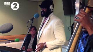 "Gregory Porter - ""You Send Me"" live on Chris Evans Breakfast Show"