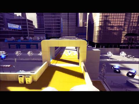 Mirror's Edge capitulo 2 (TODOS LOS MALETINES)